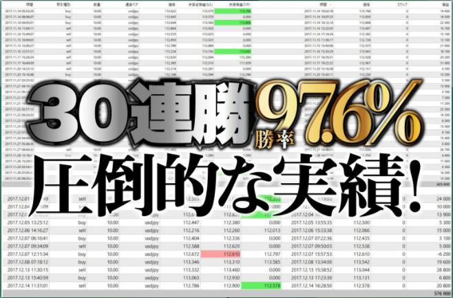 北田式 1分スキャル・シークレットクラブ
